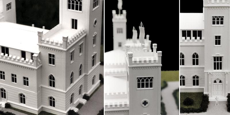 Keppschloss Dresden Modell_2