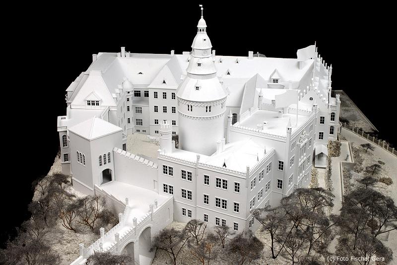 Schloss Osterstein Gera 1